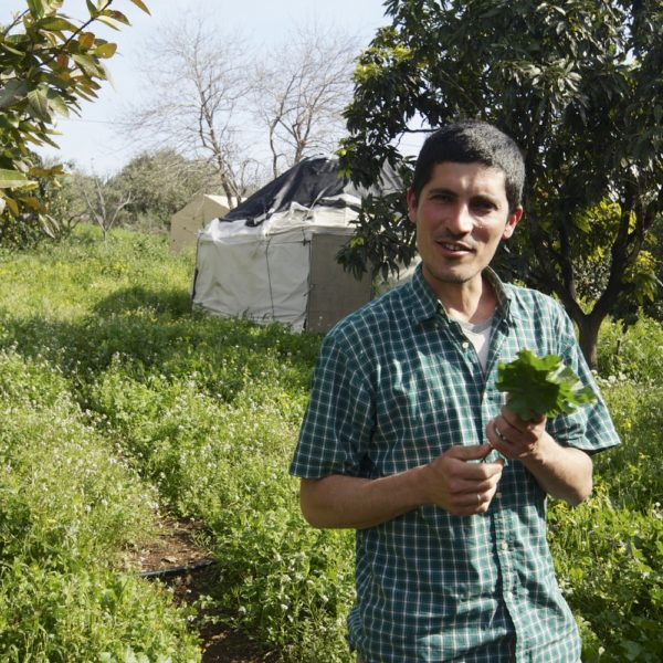 Yotam Dahan- Educator and Tour Guide - Ozrot Hagalil